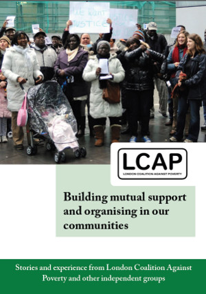 LCAP has published a new pamphlet, sharing some of our stories and experience!